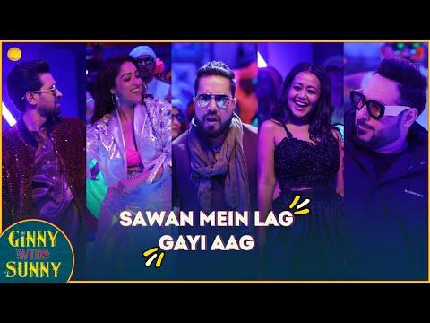 Sawan Mein Lag Gayi Aag Lyrics - Ginny Weds Sunny