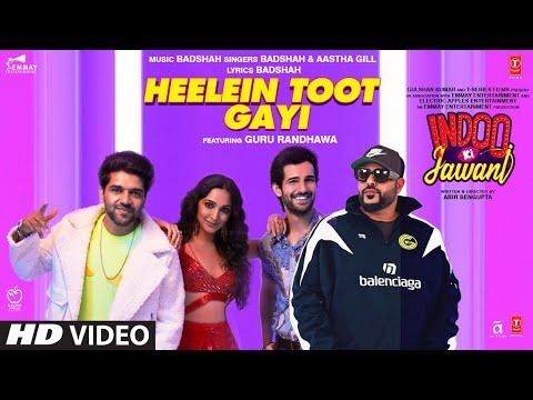 Heelein Toot Gayi Lyrics - Indoo Ki JawaniHeelein Toot Gayi Lyrics - Indoo Ki Jawani