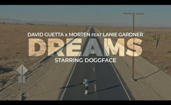 Dreams Lyrics - David Guetta & MORTEN