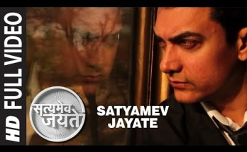 Satyamev Jayate Serial Title Song Lyrics - Amir Khan