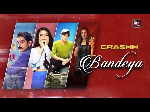 Bandeya Lyrics - Saurabh Das | Crashh Web Series