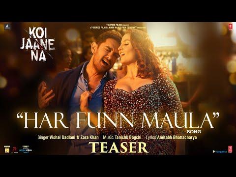 Har Funn Maula Lyrics - Koi Jaane Na | Aamir Khan