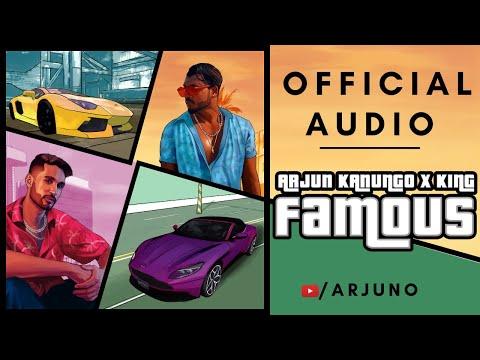 Famous (King remix) Lyrics - Arjun Kanungo ft. King