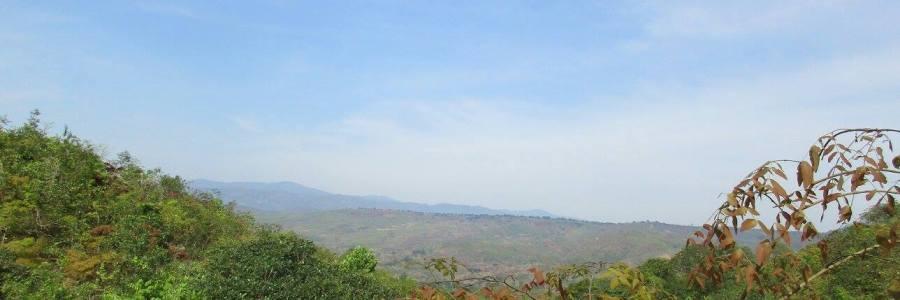 Wunderschöne Landschaft Tansanias