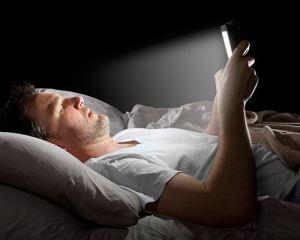 Não conseguir dormir