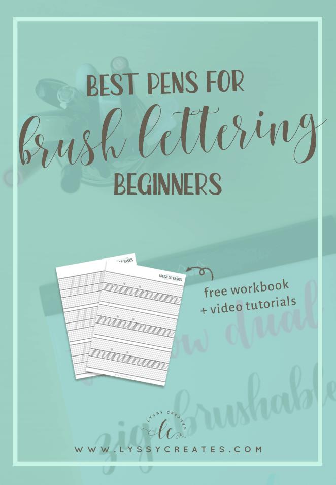 best-calligraphy-pens-brush-beginners