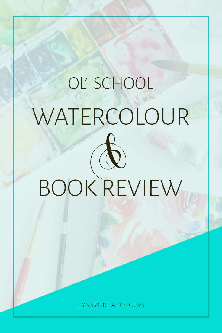 Watercolour Book Review