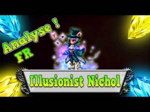 ffbe Illusionist Nichol review