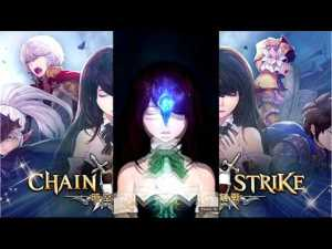 Présentation de Chain Strike sur mobile
