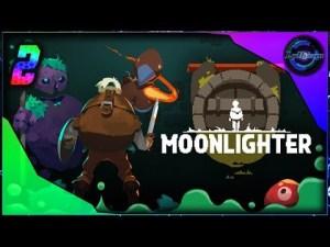 Episode 2 du Let's play sur Moonlighter !