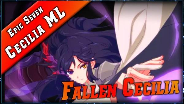 Fallen cecilia epic seven