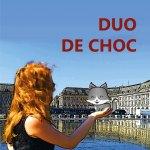 Roman Duo de choc auteure Lyvia Palay disponible sur la boutique
