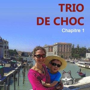 Trio de choc de Lyvia Palay extrait chapitre 1