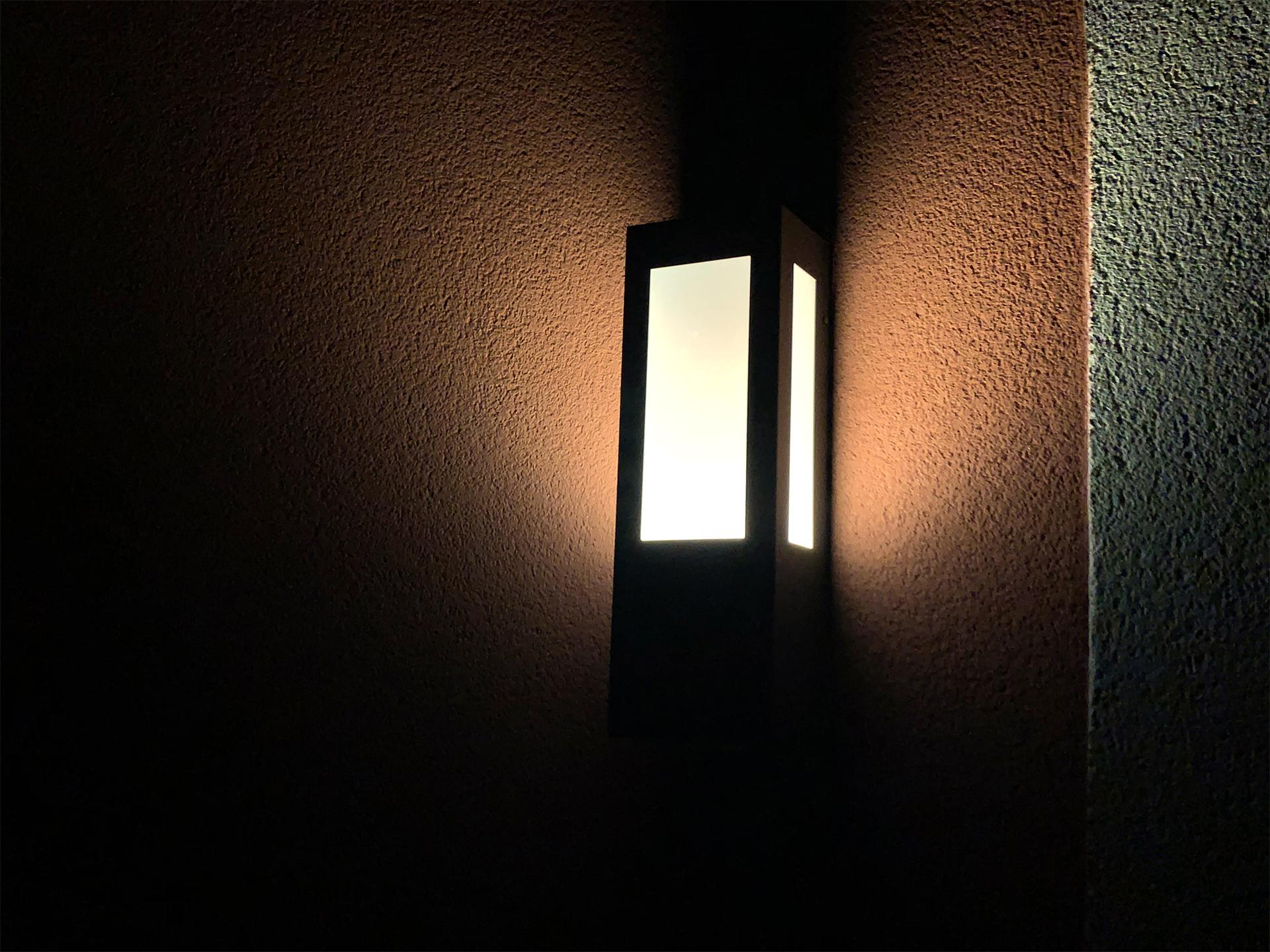 applique extérieur LED