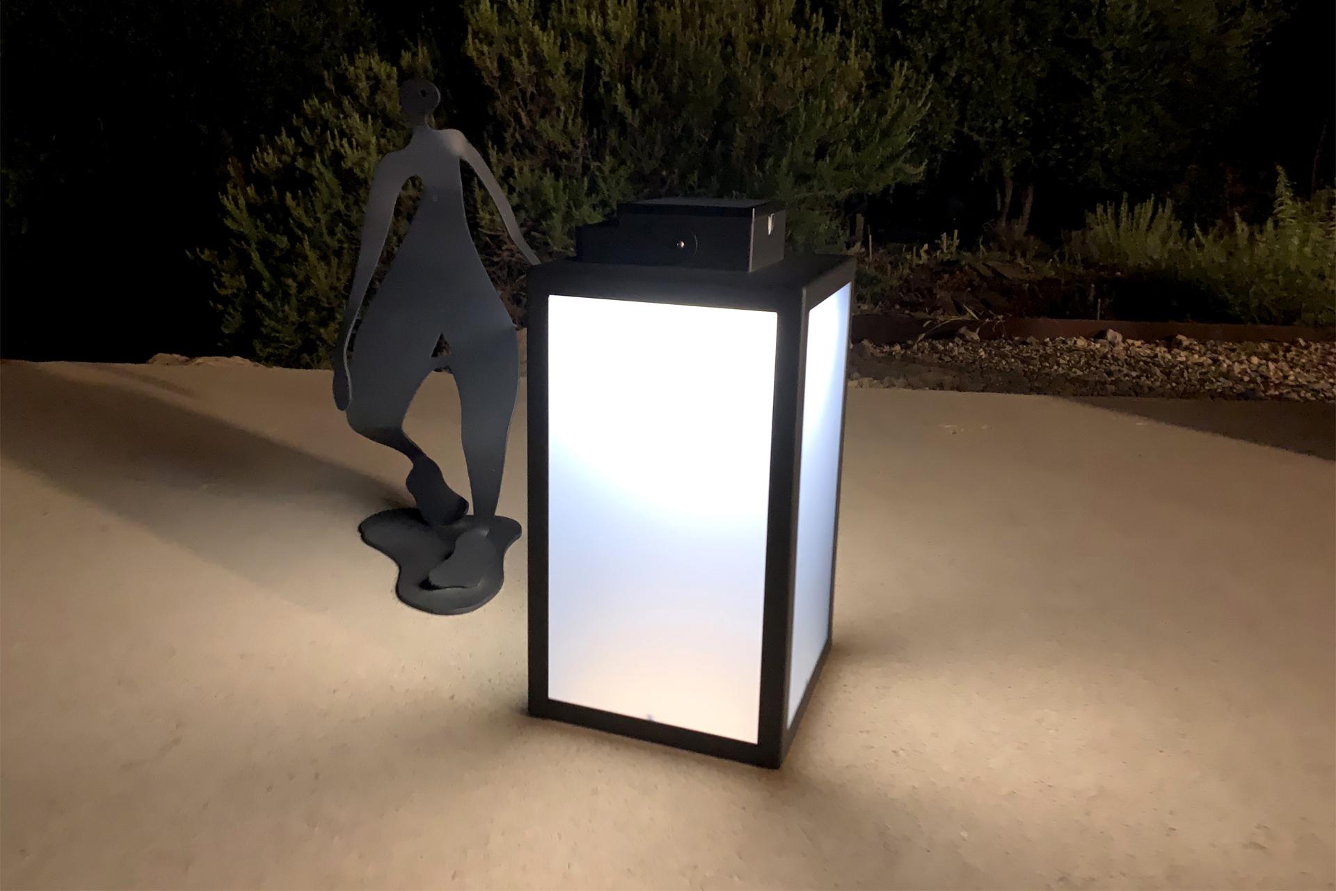 lanterne solaire - LAS 500-25