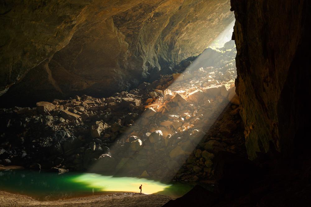 Hang Son Doong - La cueva más grande del mundo en Vietnam (Oxalis)