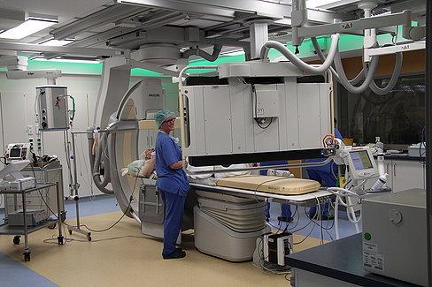 Detmolder Klinik hat hochmodernen HybridOP  Lippische