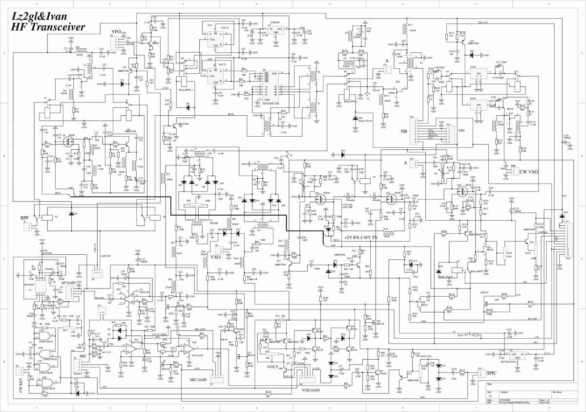Radio Schematics
