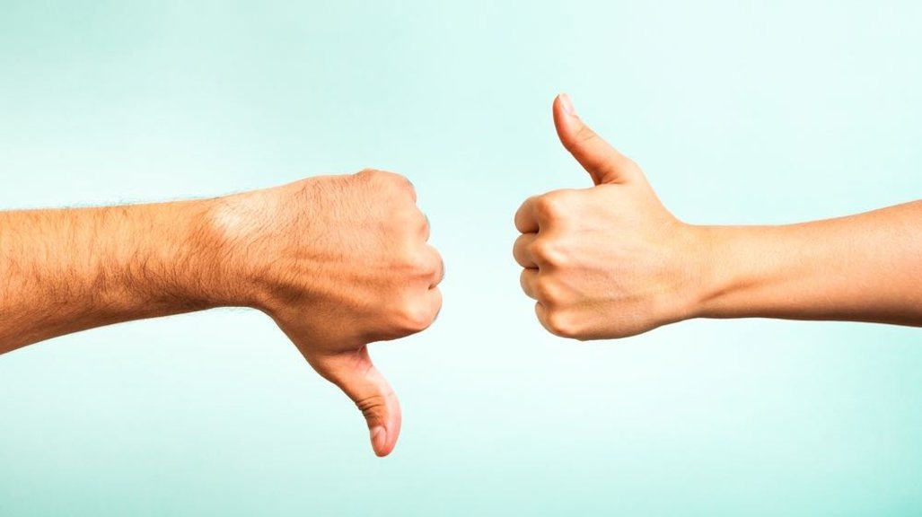 Why Negative Feedback Should be Viewed Positively?