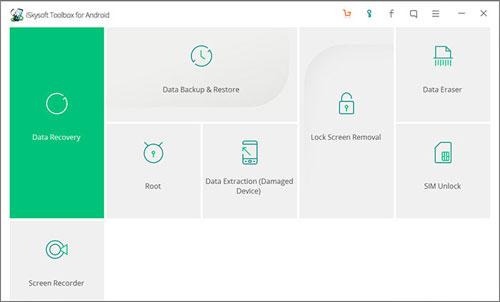 برنامج Android Data Recovery للأندرويد – استرجاع الملفات وفتح الشبكة والروت وغيرها