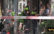 قنبله يدوية في وسط امستردام