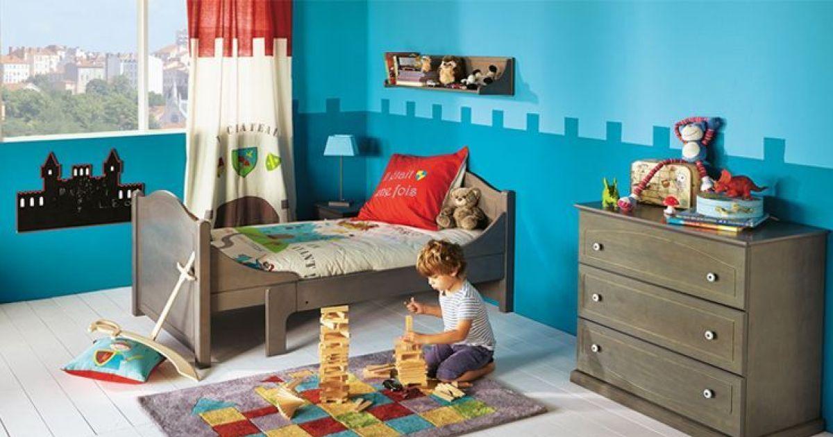 chambre enfant chevalier par alinea