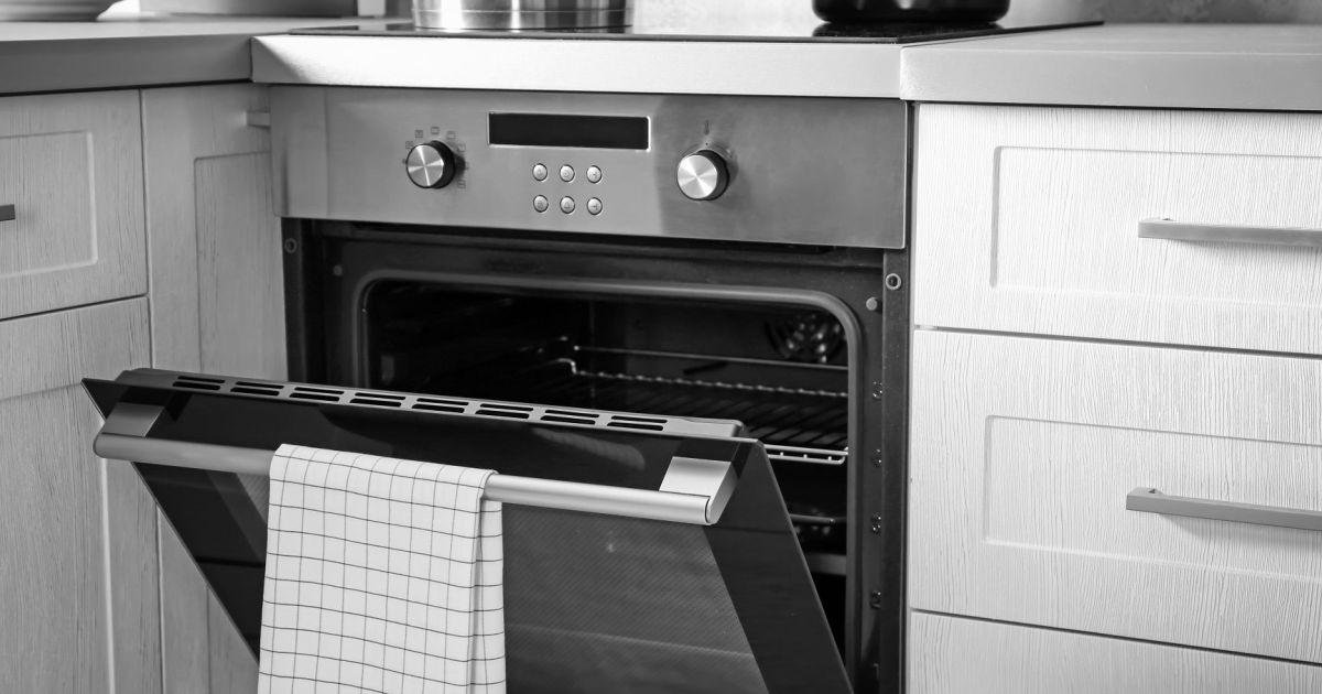 l installation d un four de cuisine
