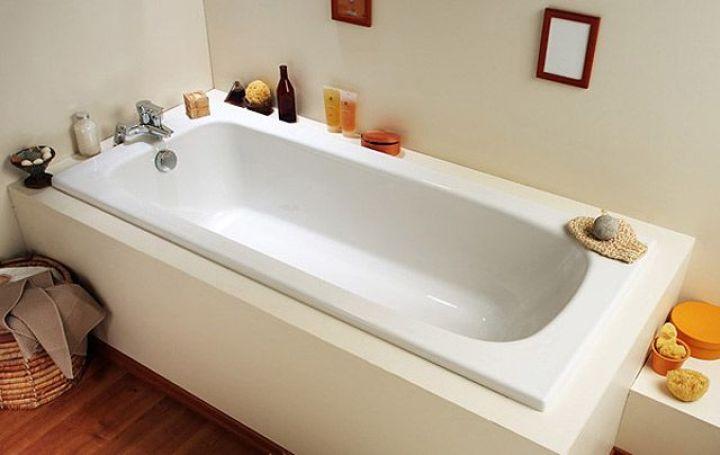 la baignoire a encastrer installation