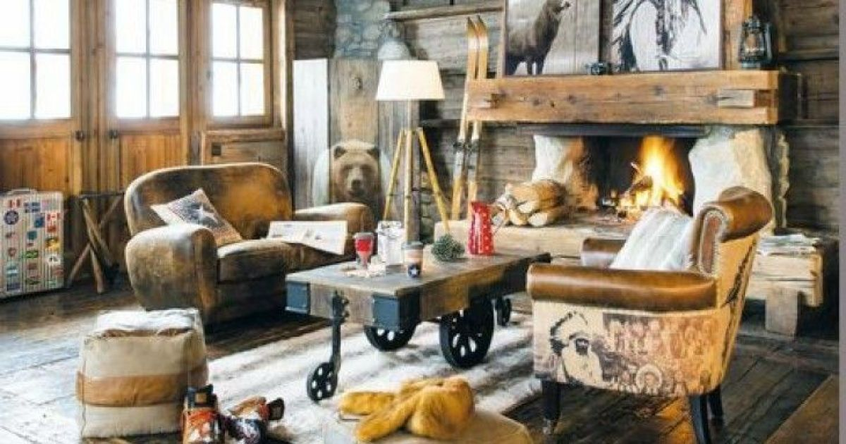 Une Dco Style Western Dans Votre Maison Meubles Et