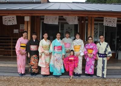 "Kimono ""Kitsuke"" Experience"