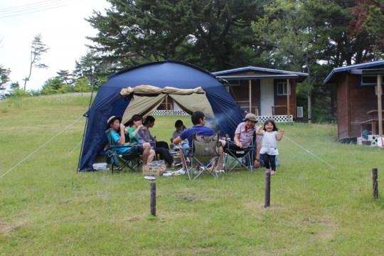 【神割崎キャンプ場】2017年8月までの予約状況のお知らせ