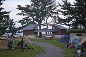 H29年度のキャンプ場営業を開始しました! !