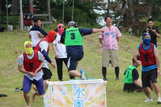 7/19(月・祝)海の日特別企画!!「水風戦大会 in 南三陸」