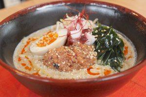 タコ味噌坦々麺