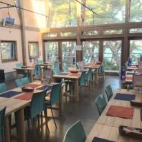 レストラン内風景1