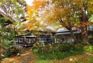 南三陸町で美しい紅葉をご覧いただけます。