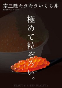 2013南三陸キラキラいくら丼