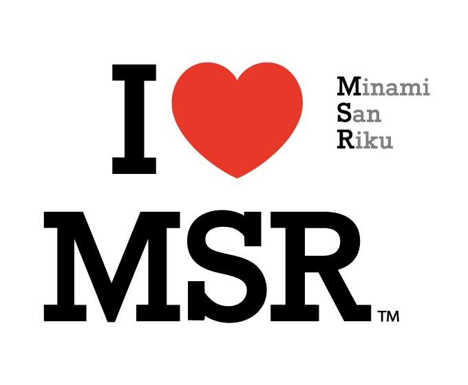 I Love MinamiSanRiku