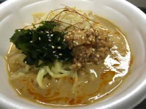⑥たこ味噌担々麺F-1画像
