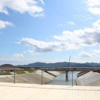中橋からの景色(志津川湾側)