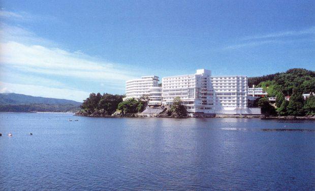 \町内唯一の温泉つき老舗大型ホテル/南三陸ホテル観洋
