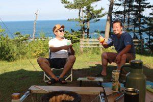 神割崎キャンプ場「夏のインスタキャンペーン2021」開催