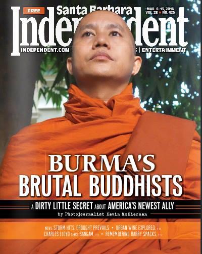 Burma's Brutal Buddhists