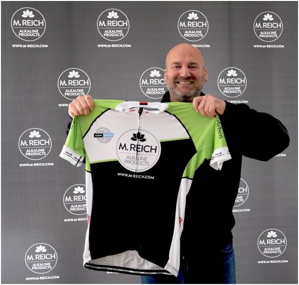 M. Reich wird Namenssponsor für Mountainbike-Team