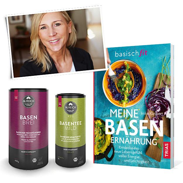 Imke Kleinert wird Markenbotschafterin der M. Reich GmbH