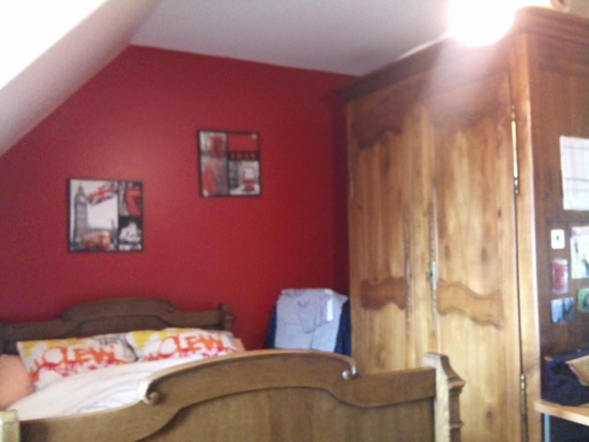 Les chambres - Réalisation de chantier Ecopro Peinture