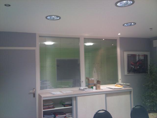 Ecopro Peinture Mise en de peinture de bureaux