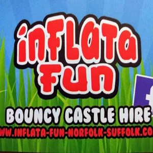 Inflata Fun Bouncy Castle Hire Norfolk Suffolk Mindy's Roadshow