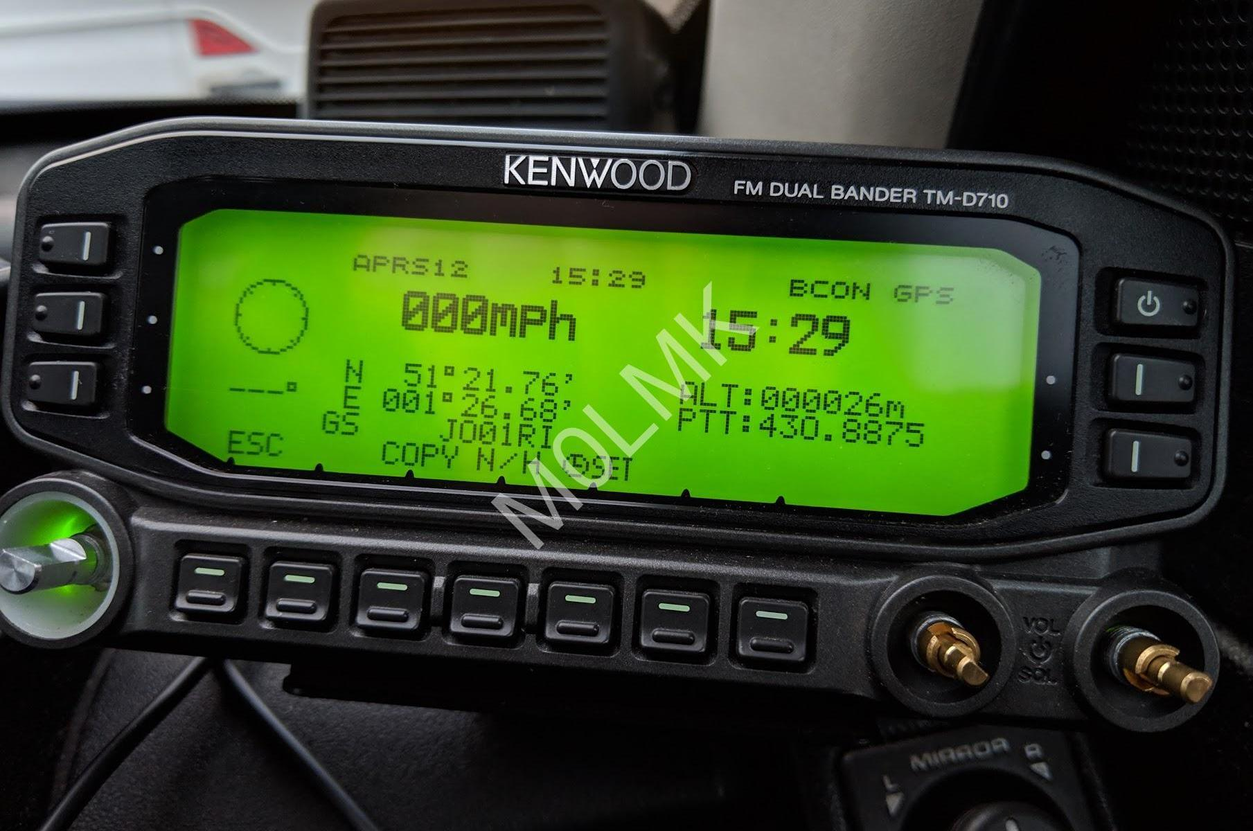 Aprs Receiver