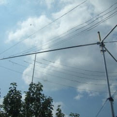Gm3vlb Mini Delta Gm Trailer Wiring Diagram Dscf2459 Here Is A View Of The W 30 Dual Band Vhf Co Linear Antenna And From Sandpiper It Kept Me On Air For 6 Months I Was At This